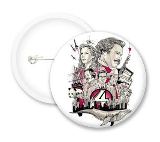 Joshua Budich Button Badges