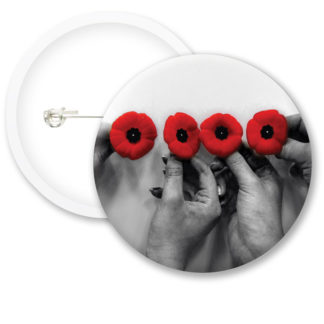 Remembrance Day Style1 Button Badges