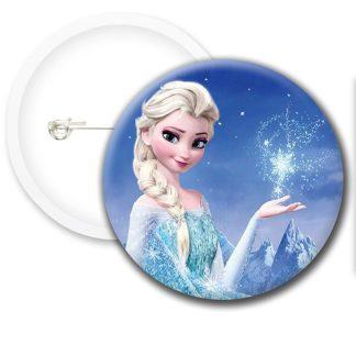 Frozen Movie Style1 Button Badges