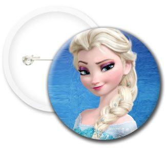 Frozen Movie Style3 Button Badges