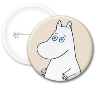 Moomin Style1 Button Badges