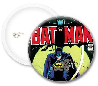 Batman Style1 Comics Button Badges