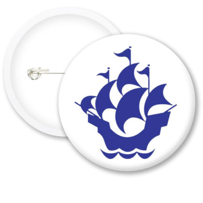 Blue Peter Style1 Button Badges