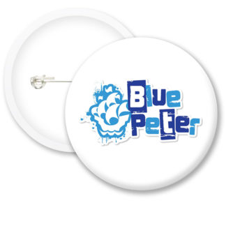 Blue Peter Style2 Button Badges