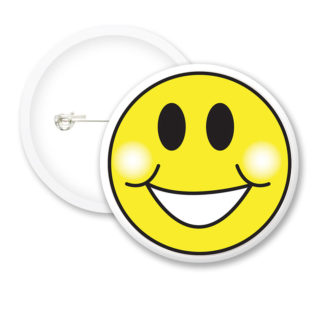 Smiley Faces Style1 Button Badges