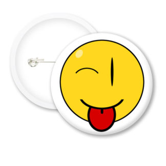 Smiley Faces Style2 Button Badges