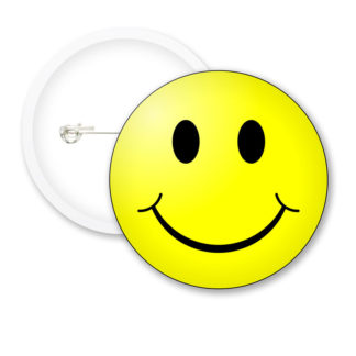 Smiley Faces Style3 Button Badges