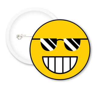 Smiley Faces Style4 Button Badges