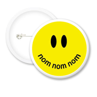 Smiley Faces Style5 Button Badges