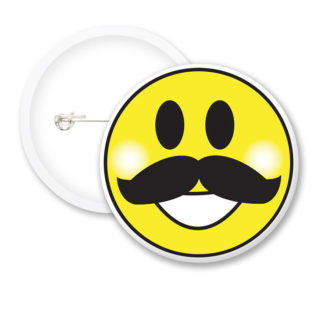 Smiley Faces Style6 Button Badges