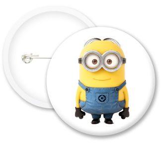 Despicable Me Minions Button Badge Style 25
