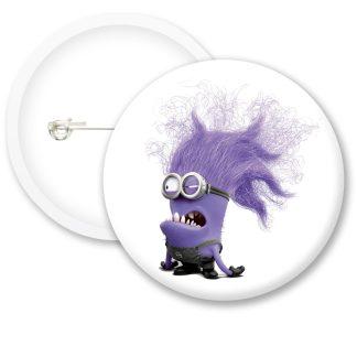 Despicable Me Minions Button Badge Style 29