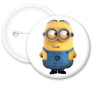 Despicable Me Minions Button Badge Style 32
