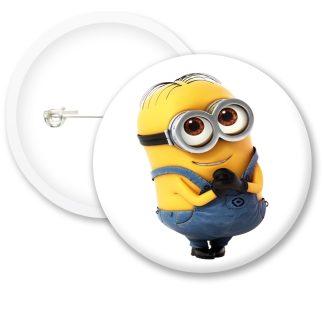 Despicable Me Minions Button Badge Style 33